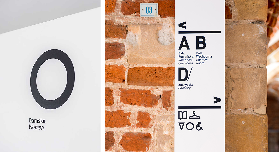 arch_it piotr zybura museum of architecture wroclaw wayfinding system