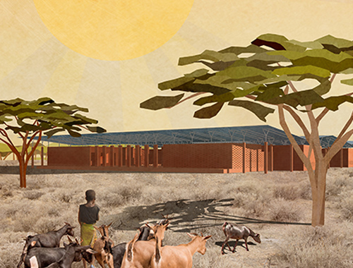 ARCH_IT PIOTR ZYBURA AFRICAN SCHOOL PROJECT COMPETITION