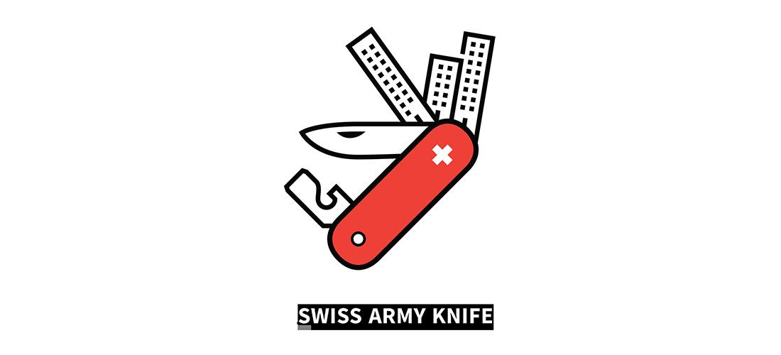 ARCH_IT piotr zybura wykład chill-out architecture Swiss Army Knife