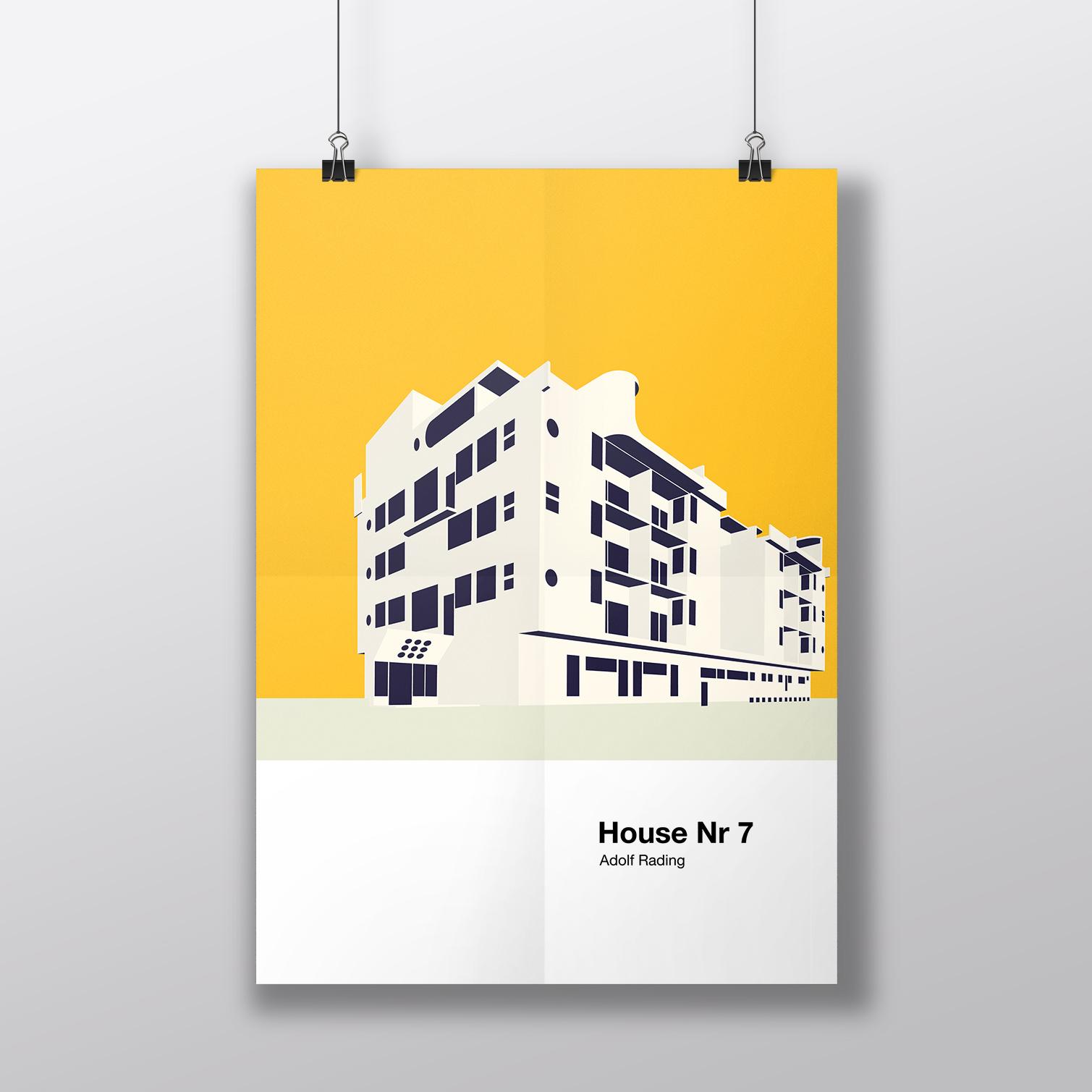 arch_it piotr zybura architecture poster wuwa wroclaw house 7