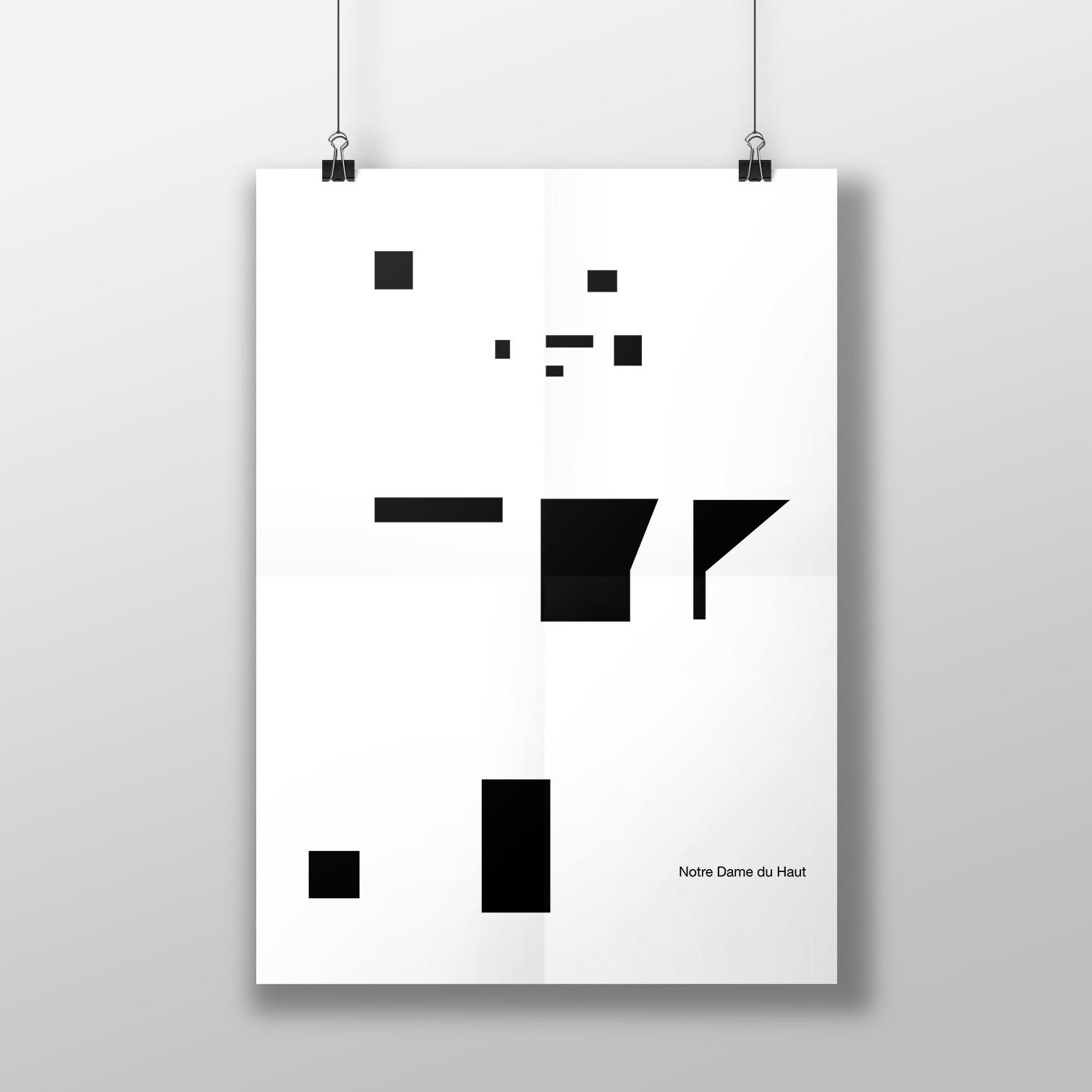 arch_it piotr zybura architecture poster nitre dame du haut