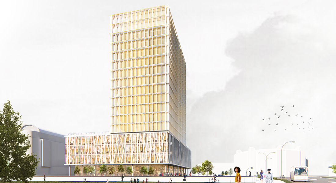 arch_it piotr zybura highrise office buildig