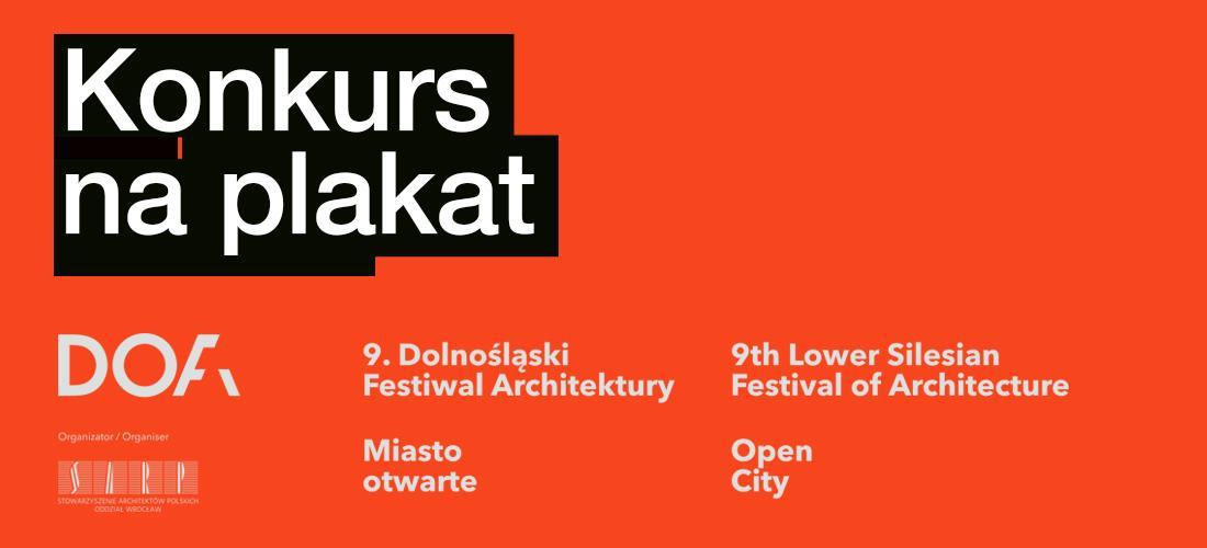 SARP DOFA konkurs na plakat