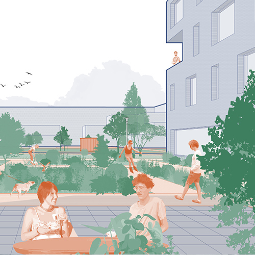 click to go to zatorska urban competition project page